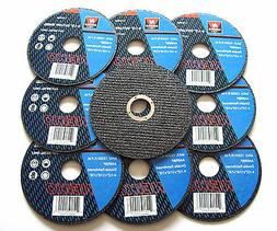 "10 NEIKO 4-1/2"" CUT-OFF WHEELS DISCS FITS BOSCH ANGLE GRINDE"