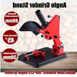 100-125 Angle Grinder Stand Bracket Holder Cutting Stand Pow