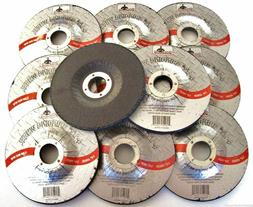 "100 4-1/2"" GRINDING WHEELS 7/8"" ARBOR FITS ALL BRANDS 4.5"" A"