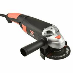 Neiko 10614A Electric Soft Grip Angle Grinder, 5"