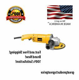 DEWALT 13 Amp 7 in. 8,000 RPM Medium Angle Grinder, High Pow