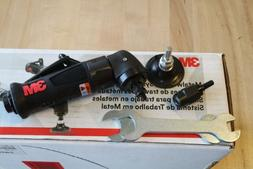 "3M 2"" Angle Air Rotary Disc Metal Sander Grinder Roloc Dis"