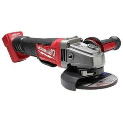 "Milwaukee 2780-20 M18 Cordless Li-Ion 4-1/2- 5"" Grinder, Pad"