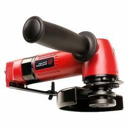 """Chicago Pneumatic 4-1/2"""" 0.8 HP Lightweight Air Angle Grinde"""