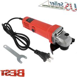 "4-1 / 2"" 4.8 Amps 11500 Rpm Electric Angle Grinder For Cutti"