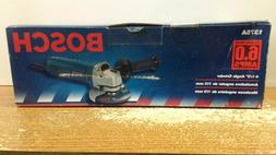 "Bosch 4 1/2"" Angle Grinder  6amp Corded 1375A"