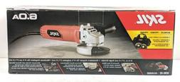 "Skil 4.5"" Angle Grinder 6.0Amp with 2 Grinding Wheels & Carr"
