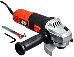 Black & Decker 4-Inch/100Mm 820-Watt Angle Grinder