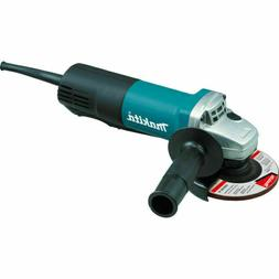 """Makita 4‑1/2"""" Paddle Switch Angle Grinder, with AC/DC Swit"""