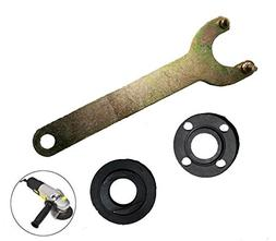 Podoy Grinder Flange Angle Wrench Spanner Metal Lock Nut for