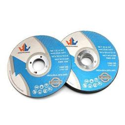 5Pcs 4.5'' Cut Off Wheel Cutting Metal & Stainless Discs For