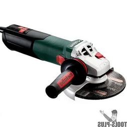 Metabo 600407420 10.5 Amp 6 in. Angle Grinder with Lock-On S