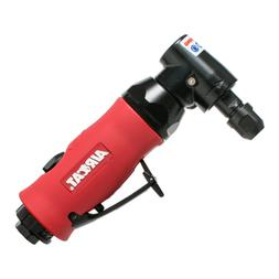 Red /& Black AIRCAT 6265 1 hp Composite Angle Die Grinder comes with a 2 /& 3 Back-up Pads Small