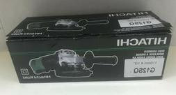 Hitachi 7.4 Amp 4-1/2 in. Angle Grinder with Paddle Switch G