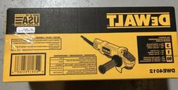 DEWALT 7.5 Amp 4.5 in. Small Angle Grinder with Paddle Switc