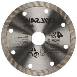 SKIL 79507C 4-1/2-Inch Turbo Rim Diamond Grinding Wheel