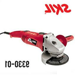 "Skil 9330-01 4 1/2"" Angle Grinder with Metal Front End"