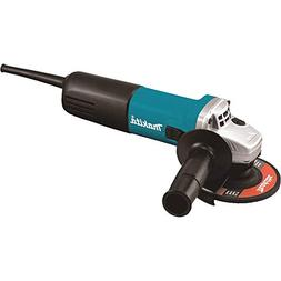 Makita 9557NB-R 7.5 Amp 4-1/2 in. Slide Switch AC/DC Angle G