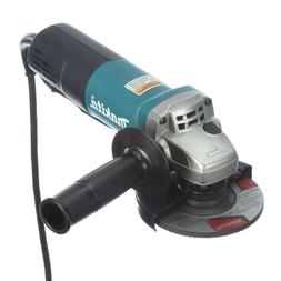 "Makita 9557PB 4‑1/2"" Paddle Switch Angle Grinder with AC/D"