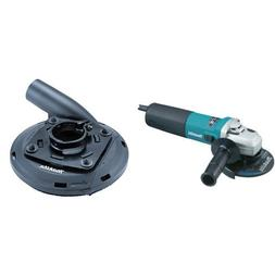 Makita 9565CV 120V Variable Speed Angle Grinder, 5-Inch with