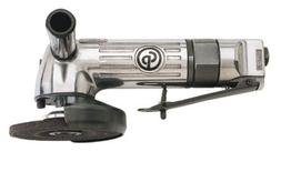 """Chicago-Pneumatic 854 CP854 4"""" Air Angle Grinder"""