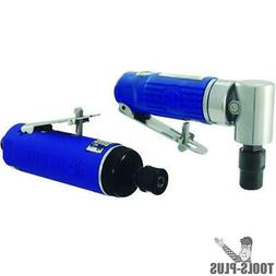 Astro Pneumatic 1222 90 Degree Angle Die Grinder & Straight