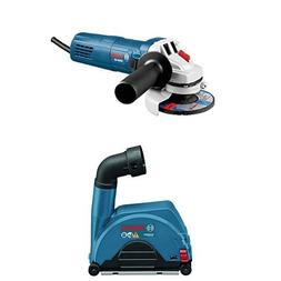 Bosch Small Angle Grinder with Small Angle Grinder Dust Coll