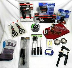 "ANGLE GRINDER KIT 4.3amp 4-1/2""  W/EAR MUFFS,GLOVES,GLASSES,"
