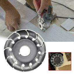 Angle Grinder Shaping Saw Blade  Wood Carving Disc Cutting W
