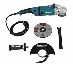 7-Inch Angle Grinder Soft Start Technology - Makita - GA7040