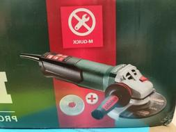Metabo BRAND NEW!!W11-125 QUICK ANGLE GRINDER