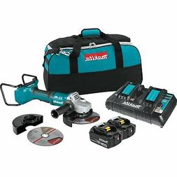 """Makita Brushless Cordless 7""""Paddle Switch Cut-Off/Angle Grin"""