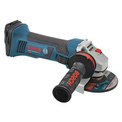 "BOSCH GWS18V-45 4.5"" 18V Lithium-Ion Cordless Angle Grinder"