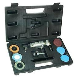 Chicago Pneumatic CP875 Mini Angle Die Grinder Kit
