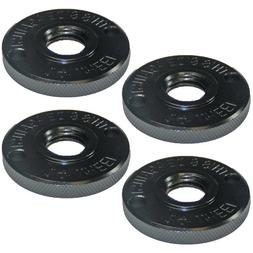 DeWalt N134467 Hex Hole Flange, Pack Of 4