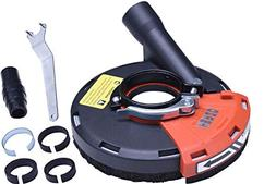 Surface Grinding Dust Shroud for 115/125mm Angle Grinder