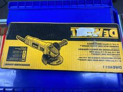 DeWalt DWE4011 Corded 7 amps 4-1/2 in. Small Angle Grinder B