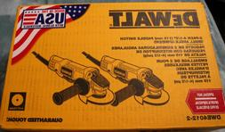 "7.5 Amp 4-1/2"" Small Angle Grinder"