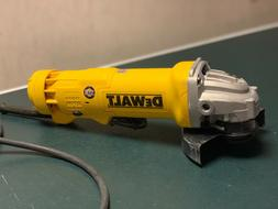 "DeWalt DWE402 4-1/2"" 11 Amp Paddle Switch Angle Grinder"