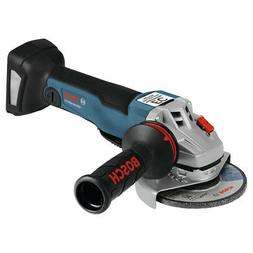Bosch 18V EC Brushless Connected-Ready 4.5 In. Angle Grinder