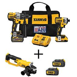 DEWALT Flexvolt 60-Volt and 20-Volt MAX Lithium-Ion Cordless