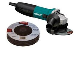 Makita GA4530X 4-1/2-Inch Angle Grinder with Grinding Wheels