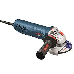 Bosch GWS10-45P-RT 10 Amp 4-1/2 in. Angle Grinder with Paddl
