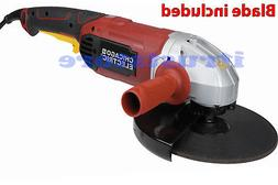 HEAVY DUTY LARGE ELECTRIC ANGLE GRINDER METAL SLAG GRINDING