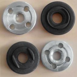 NewReplacement Angle Grinder Parts Inner Outer Flange Nuts f