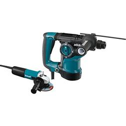 Makita HR2811FX 1-1/8-in 3-Mode SDS-Plus Rotary Hammer with