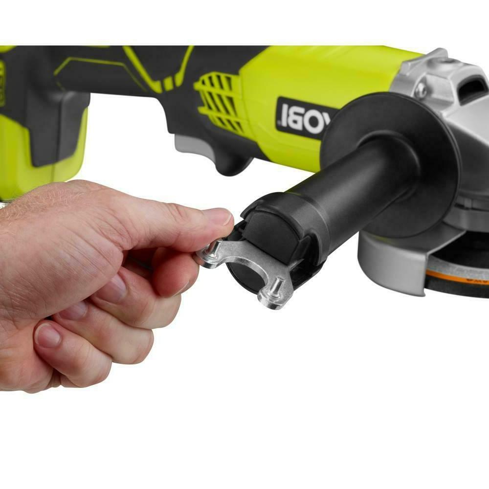 New P421 - 18-Volt ONE+ in. Angle Grinder RPM