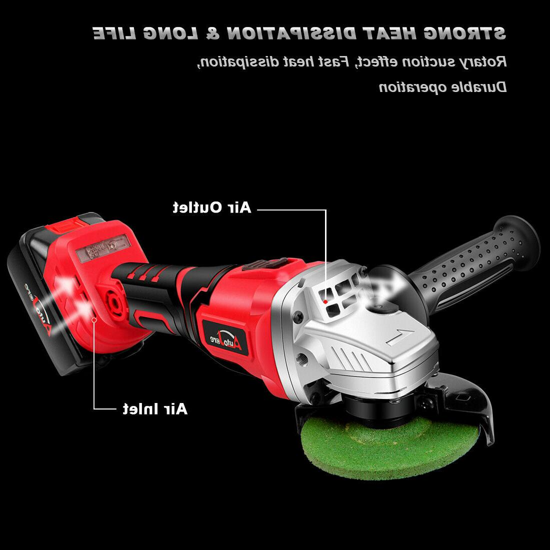 20V 18V Grinder brushless Cut Power