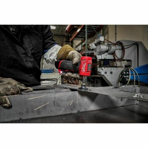 "Milwaukee 1/4"" Angle Grinder"
