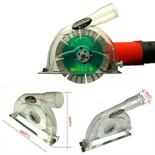 4 5 protective angle hand grinder dust